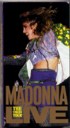 THE VIRGIN TOUR LIVE - USA CARD SLEEVE VIDEO